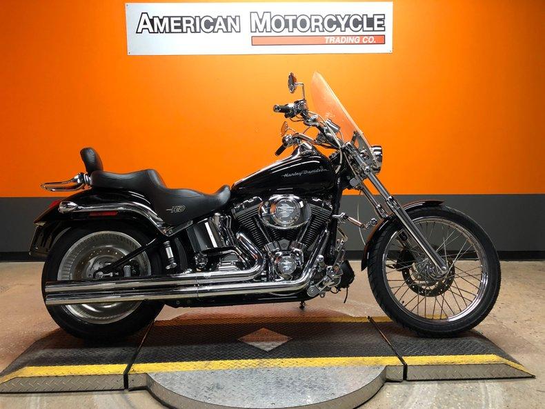2000 Harley-Davidson Softail Deuce For Sale