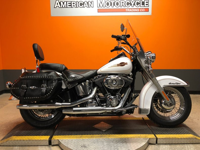 2008 Harley-Davidson Softail Heritage Classic For Sale