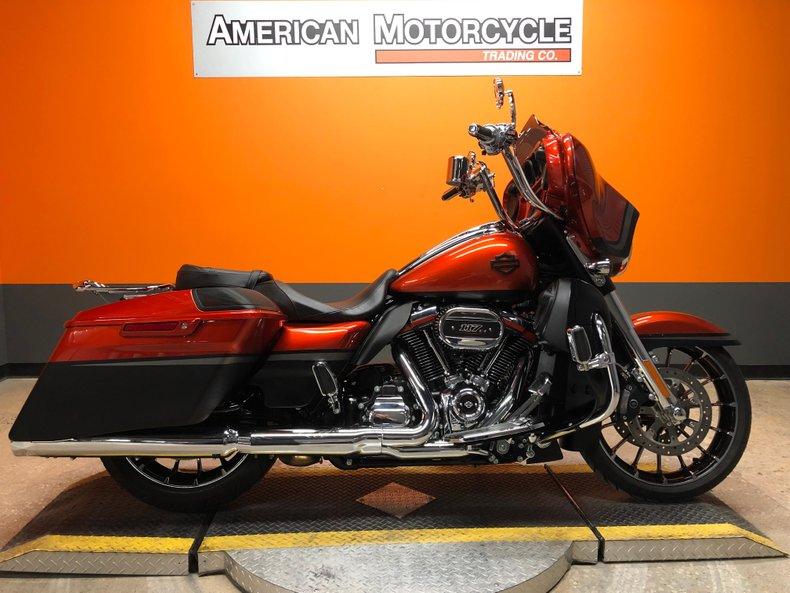 2018 Harley-Davidson CVO Street Glide For Sale