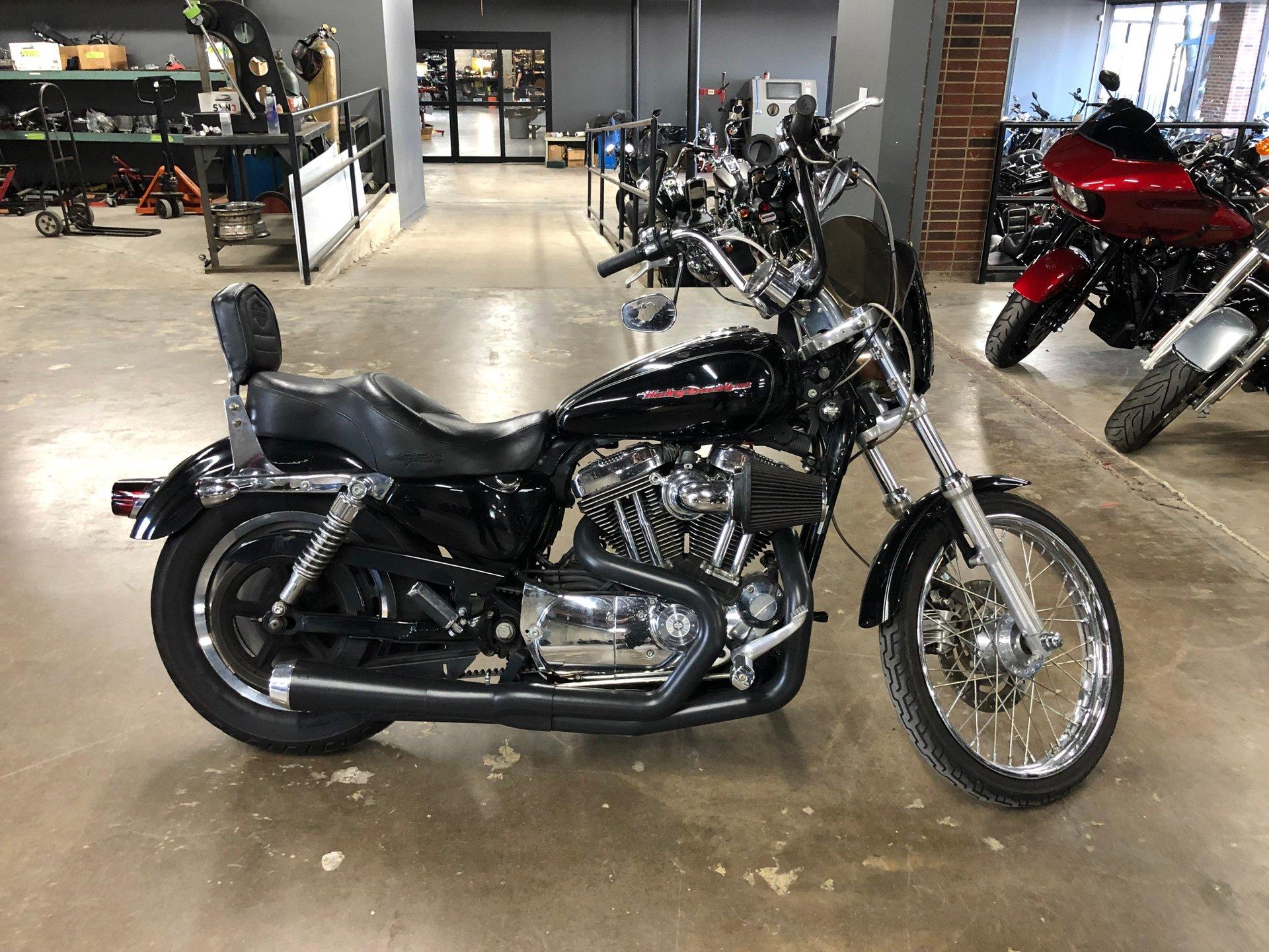 2007 Harley Davidson Sportster 1200 American Motorcycle Trading Company Used Harley Davidson Motorcycles