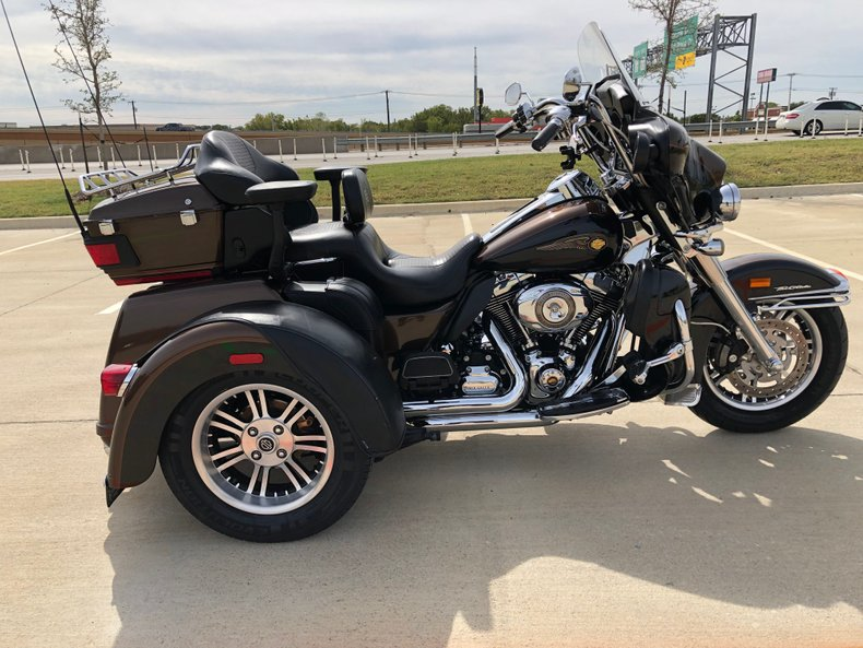 2013 Harley-Davidson Tri-Glide For Sale