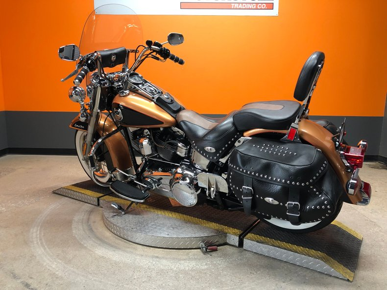 2008 Harley-Davidson Softail Heritage Classic
