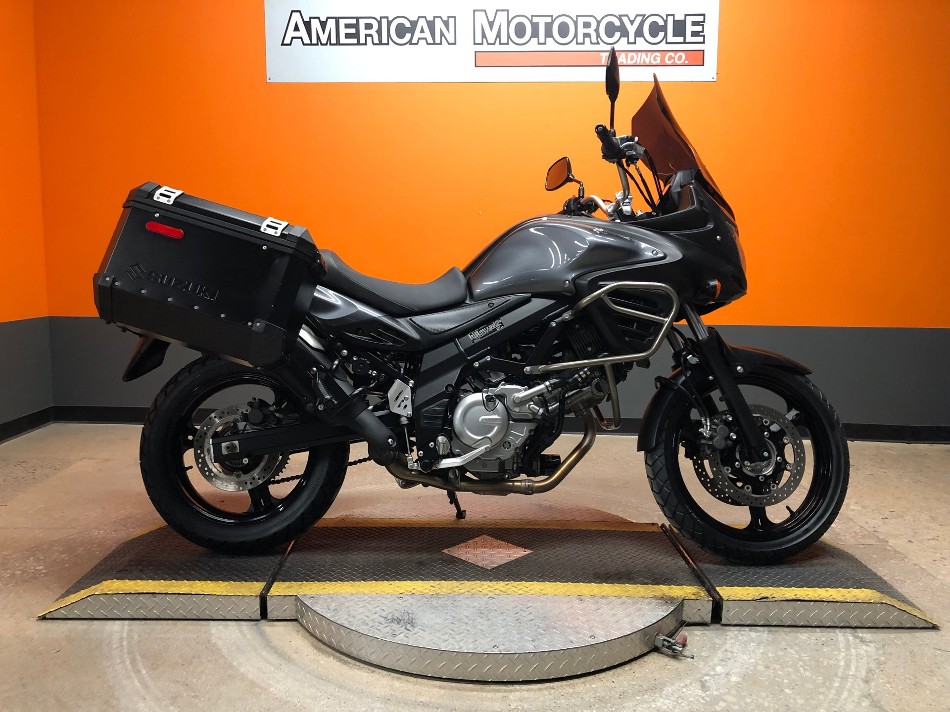2014 suzuki v strom dl650a adventure