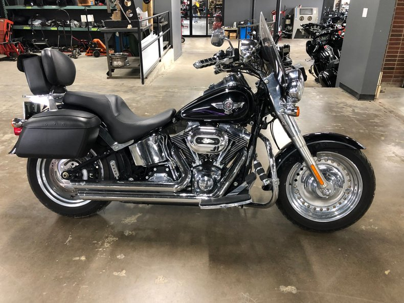 2012 Harley-Davidson Softail Fat Boy