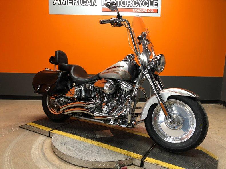 2005 Harley-Davidson CVO Fat Boy
