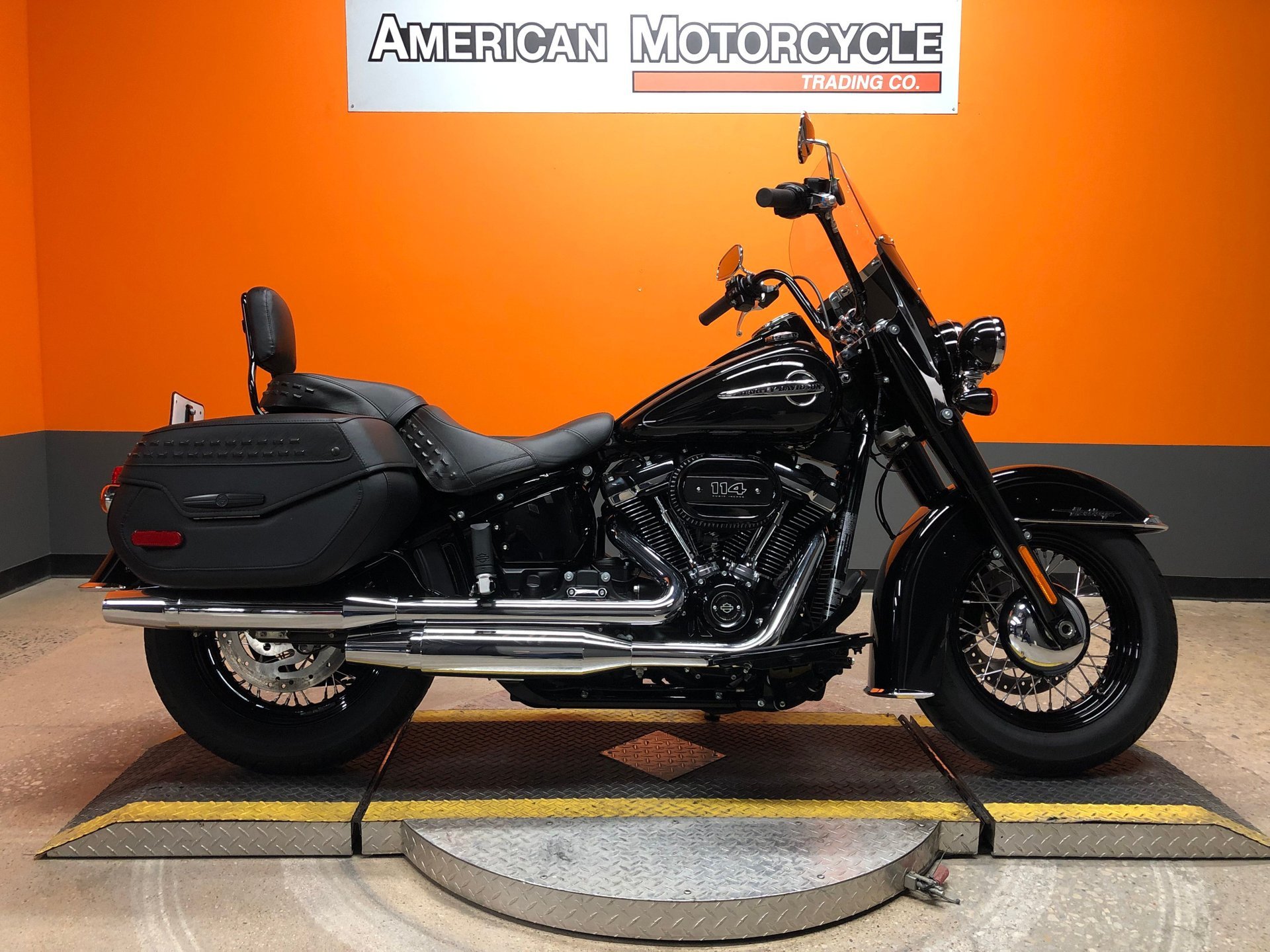 For Sale 2018 Harley-Davidson Softail Heritage Classic
