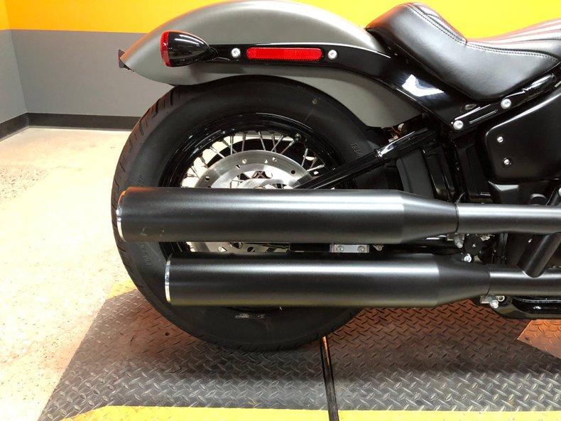 2019 Harley-Davidson Softail Street Bob