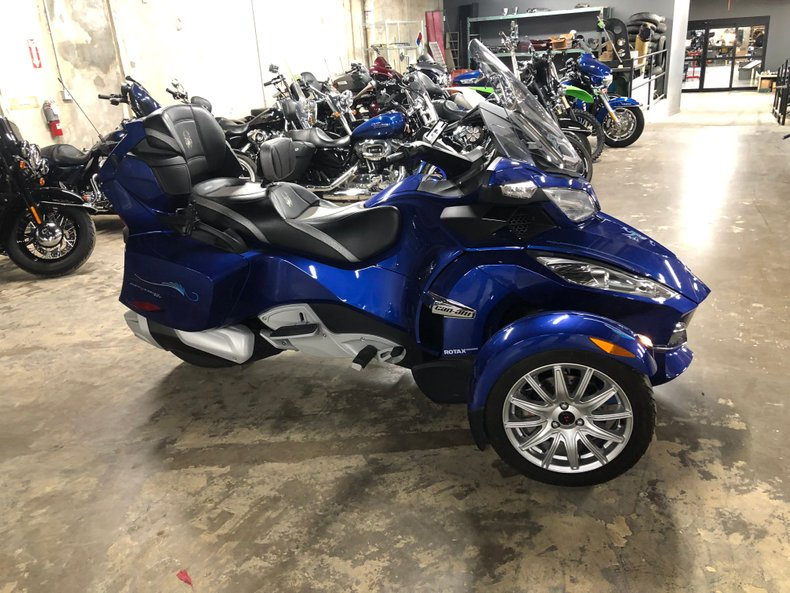 2013 Can Am Spyder For Sale