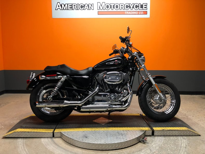 2017 Harley-Davidson Sportster 1200 For Sale