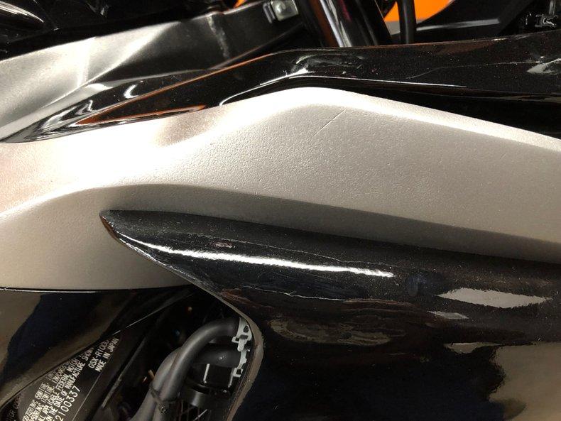 2015 Suzuki GSX-R1000