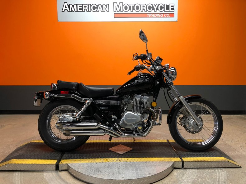 2008 Honda Rebel