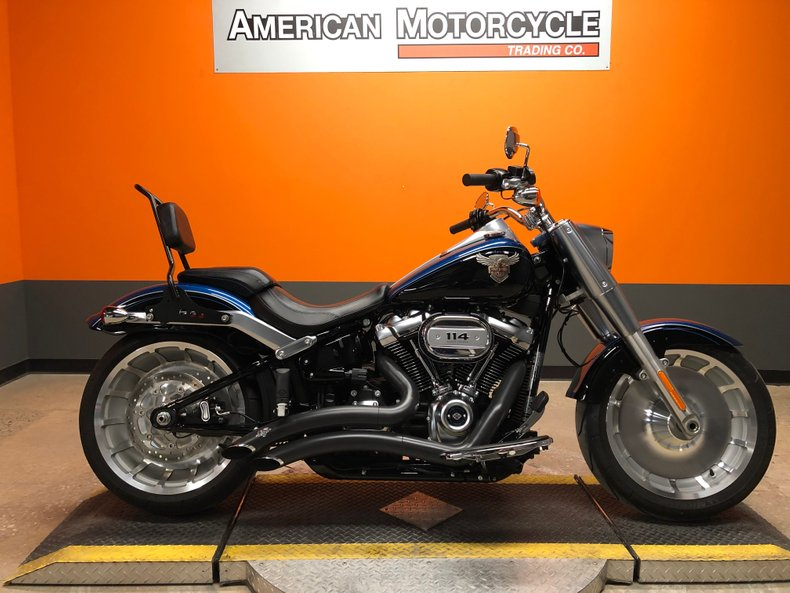 2018 Harley-Davidson Softail Fat Boy