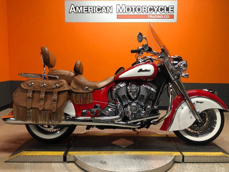2019 Indian Chief Vintage