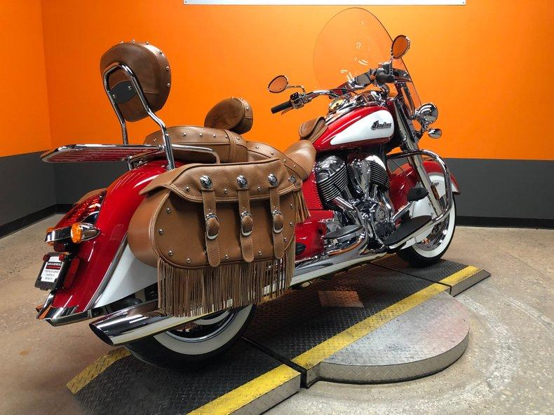 2019 Indian Chief Vintage