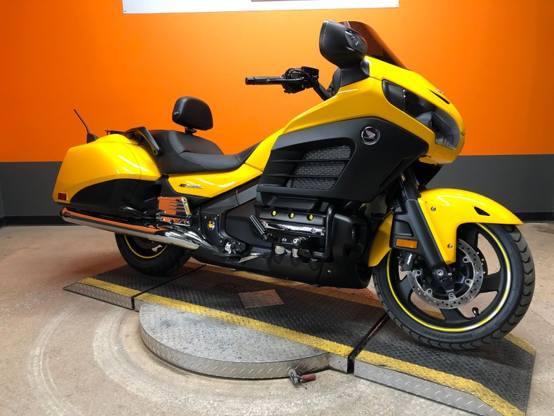 2014 Honda Gold Wing