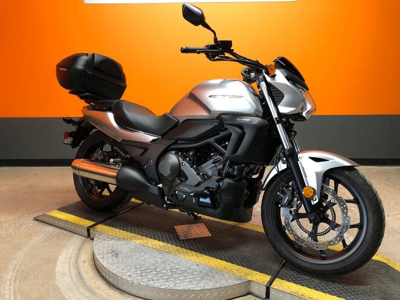 2015 Honda CTX700 DCT