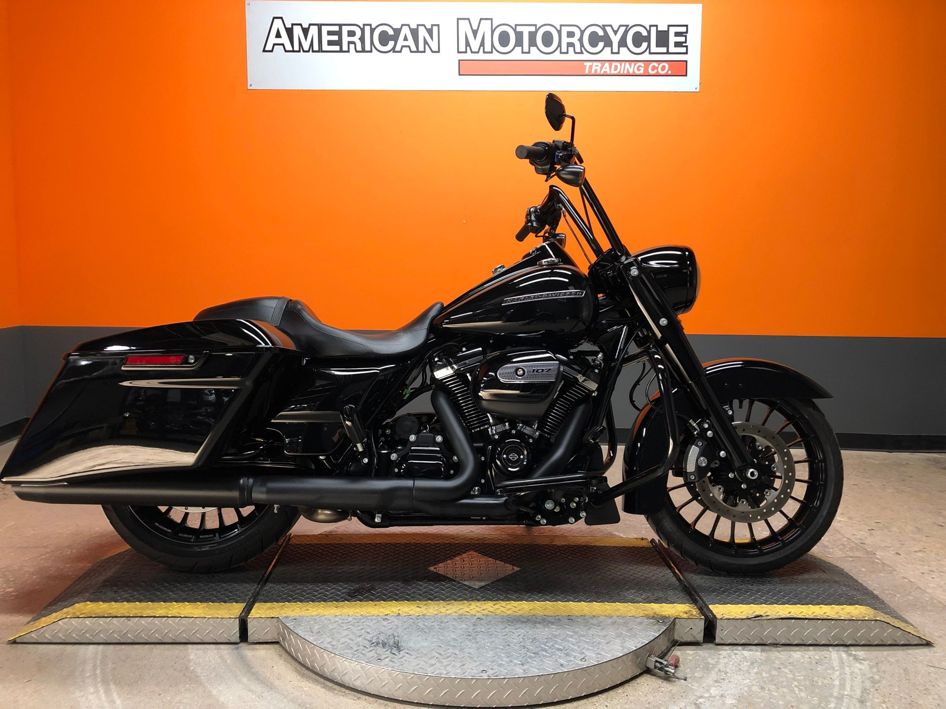 2018 harley davidson road king special flhrxs