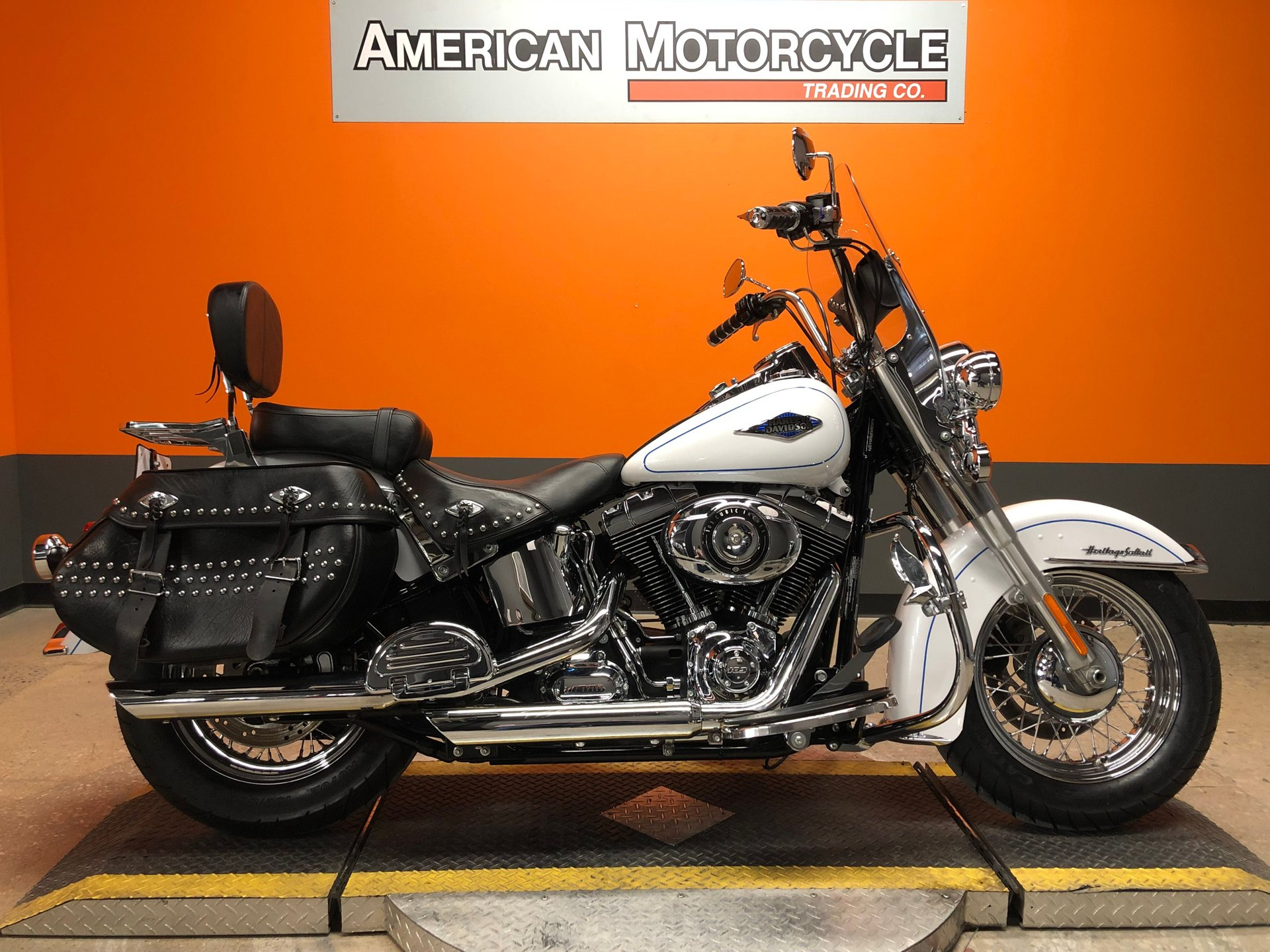 For Sale 2013 Harley-Davidson Softail Heritage Classic