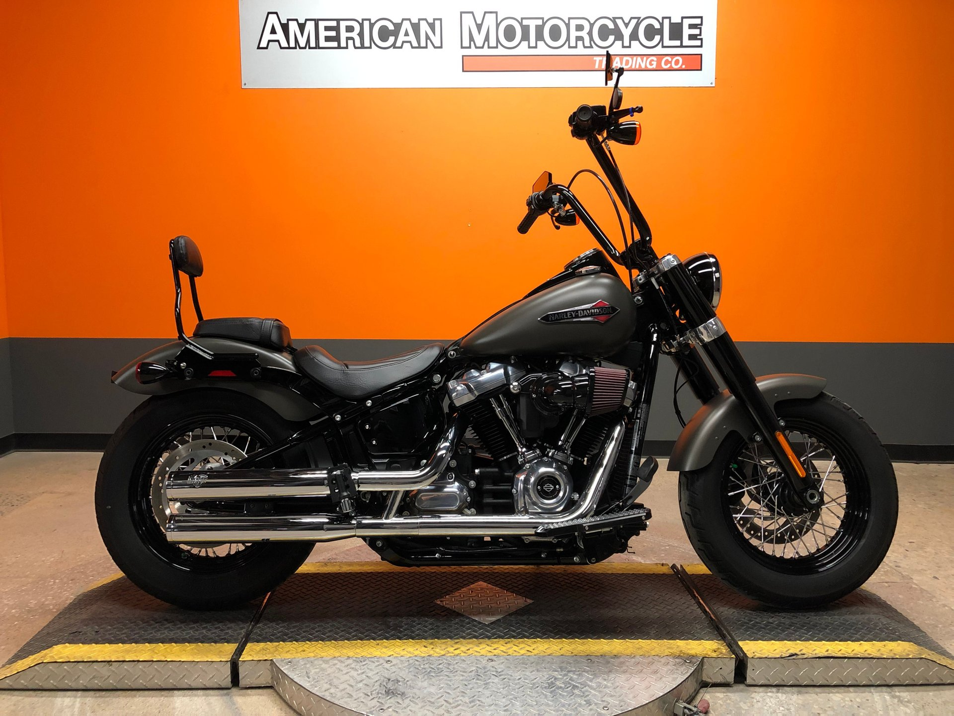 For Sale 2018 Harley-Davidson Softail Slim