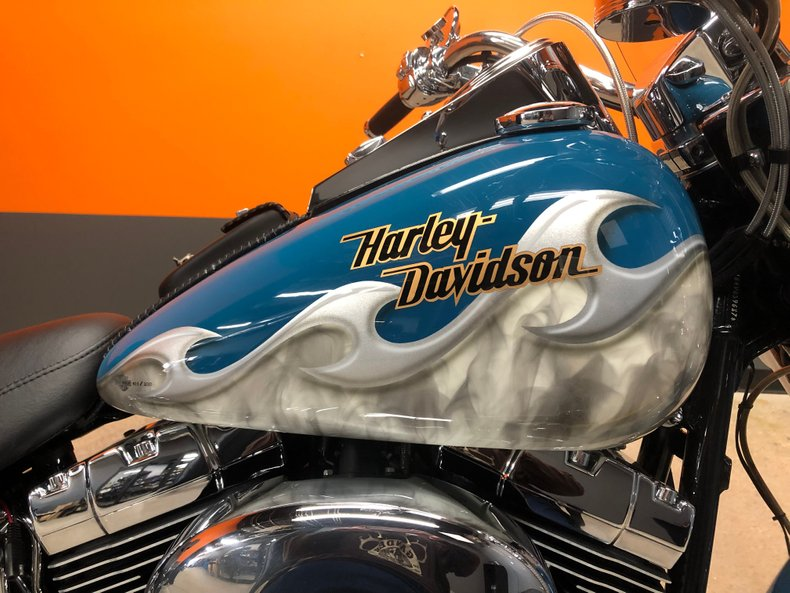 2004 Harley-Davidson Softail Heritage Classic