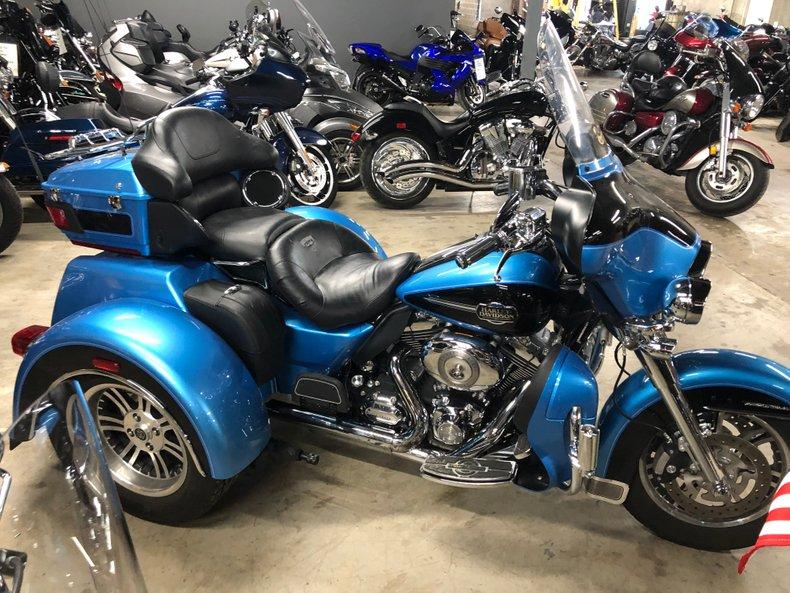2011 Harley-Davidson Tri-Glide For Sale