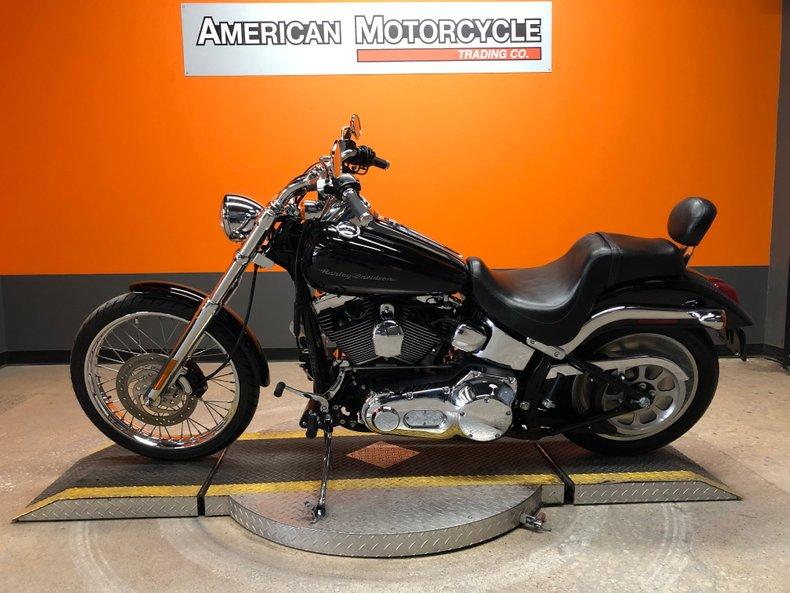 2002 Harley-Davidson Softail Deuce