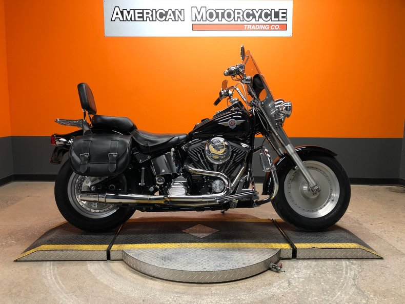 1999 Harley-Davidson Softail Fat Boy