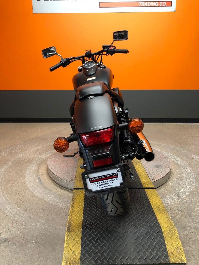 2018 Honda Shadow
