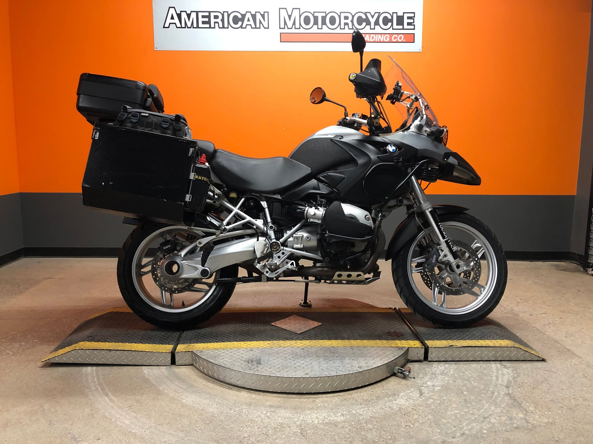 For Sale 2005 BMW R1200GS