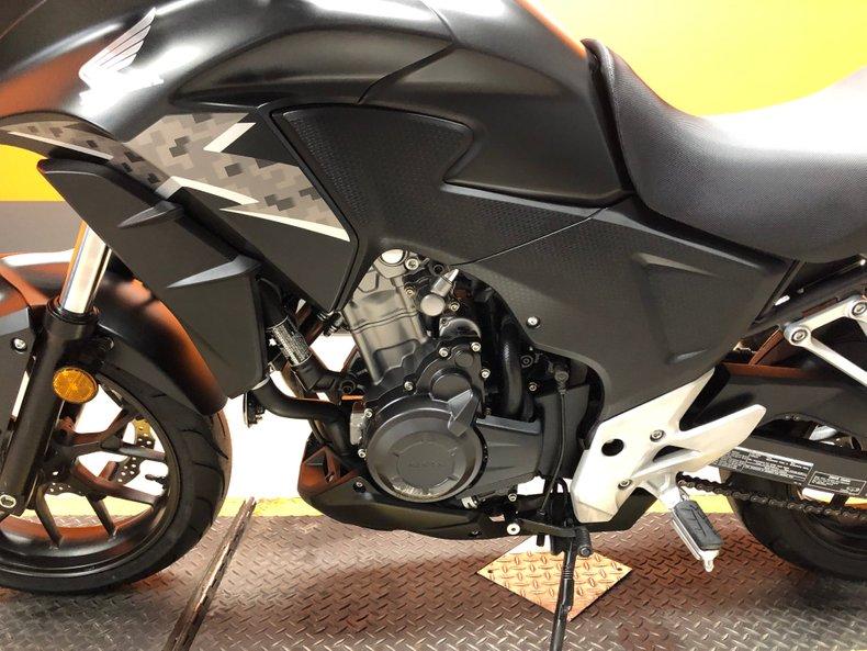 2013 Honda CB500XD