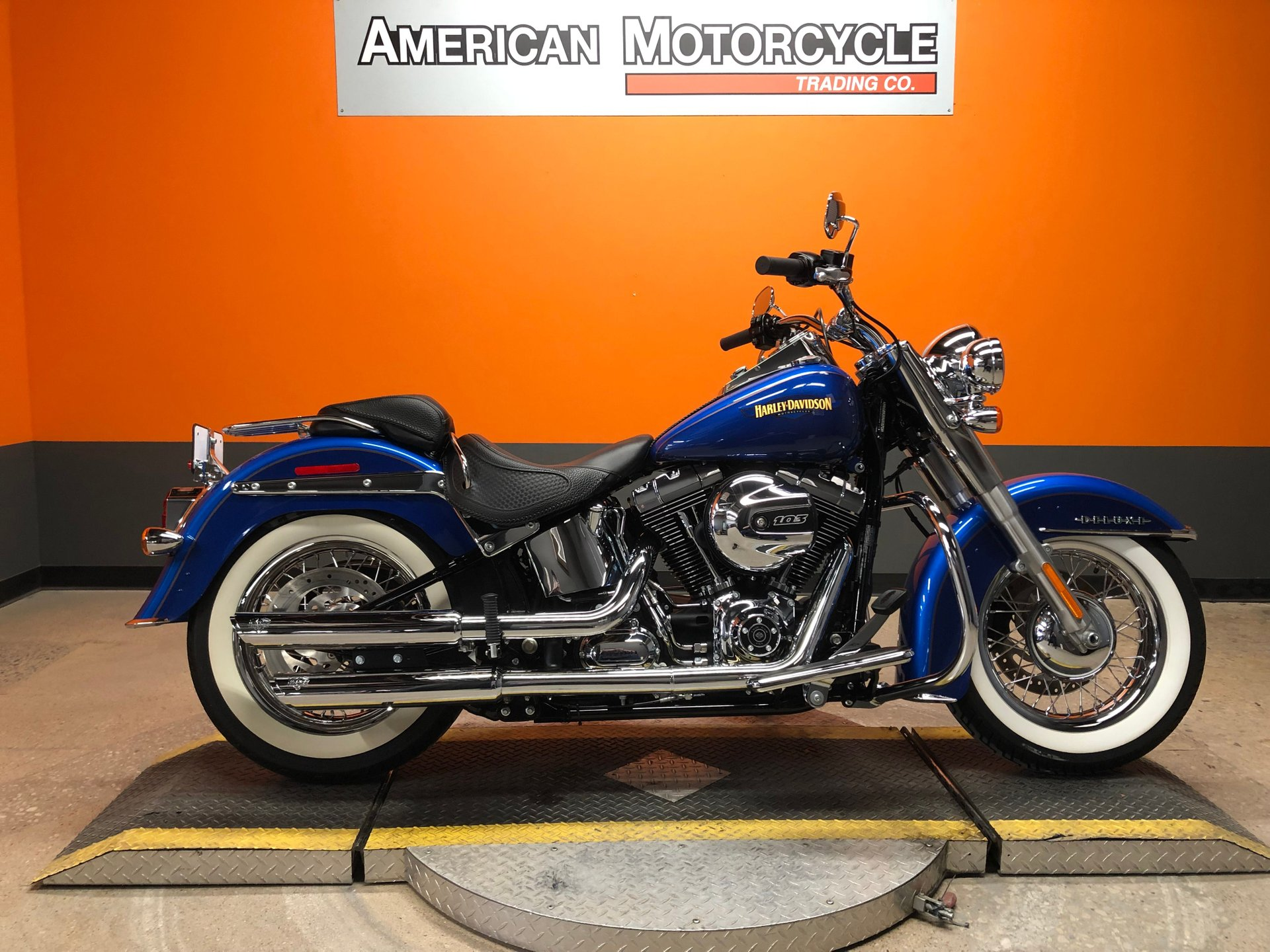 For Sale 2017 Harley-Davidson Softail Deluxe
