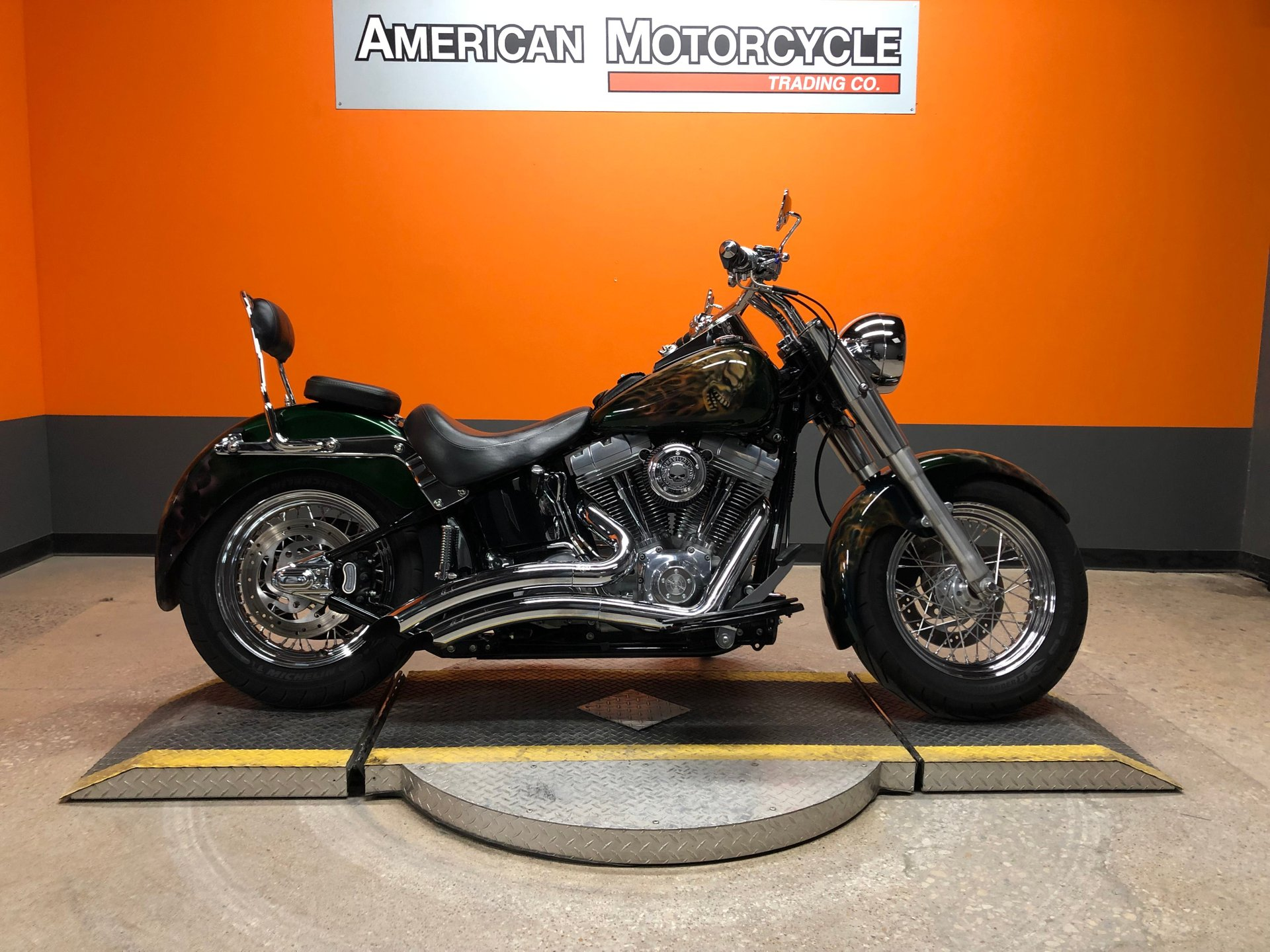For Sale 2006 Harley-Davidson Softail Heritage