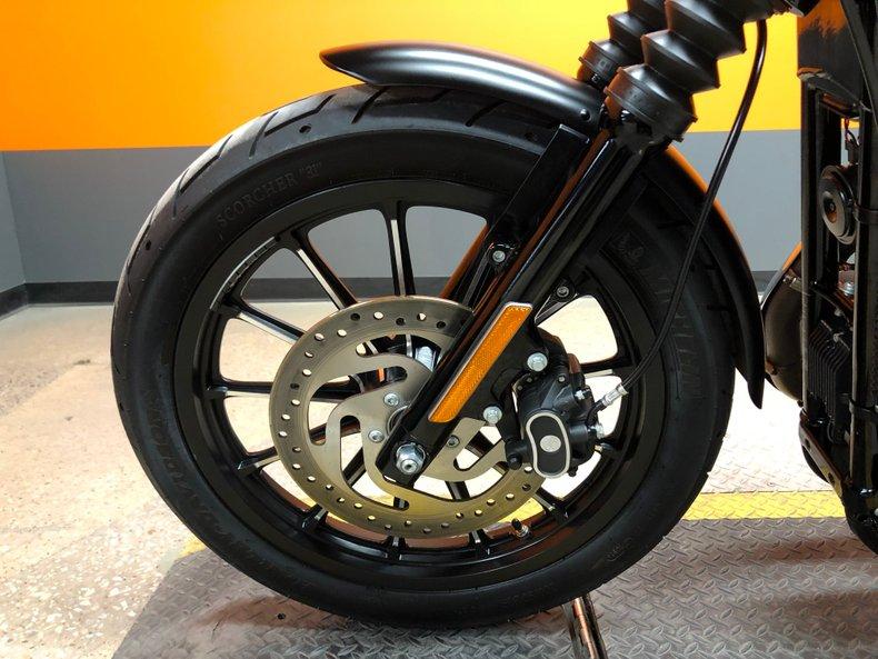2015 Harley-Davidson Sportster 883