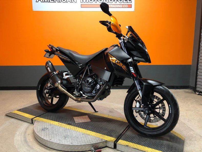 2009 KTM Duke 690