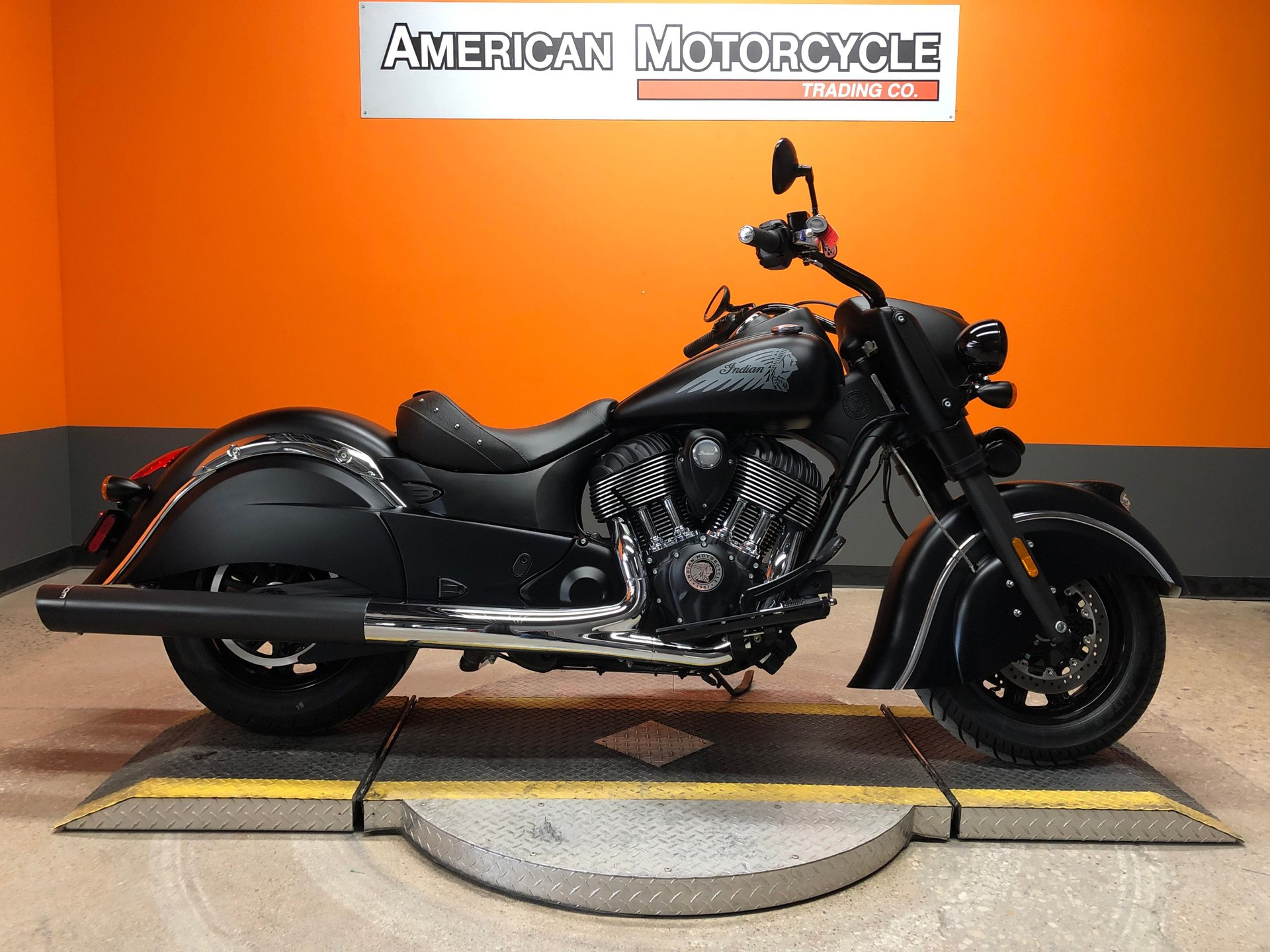 2017 indian chief dark horse