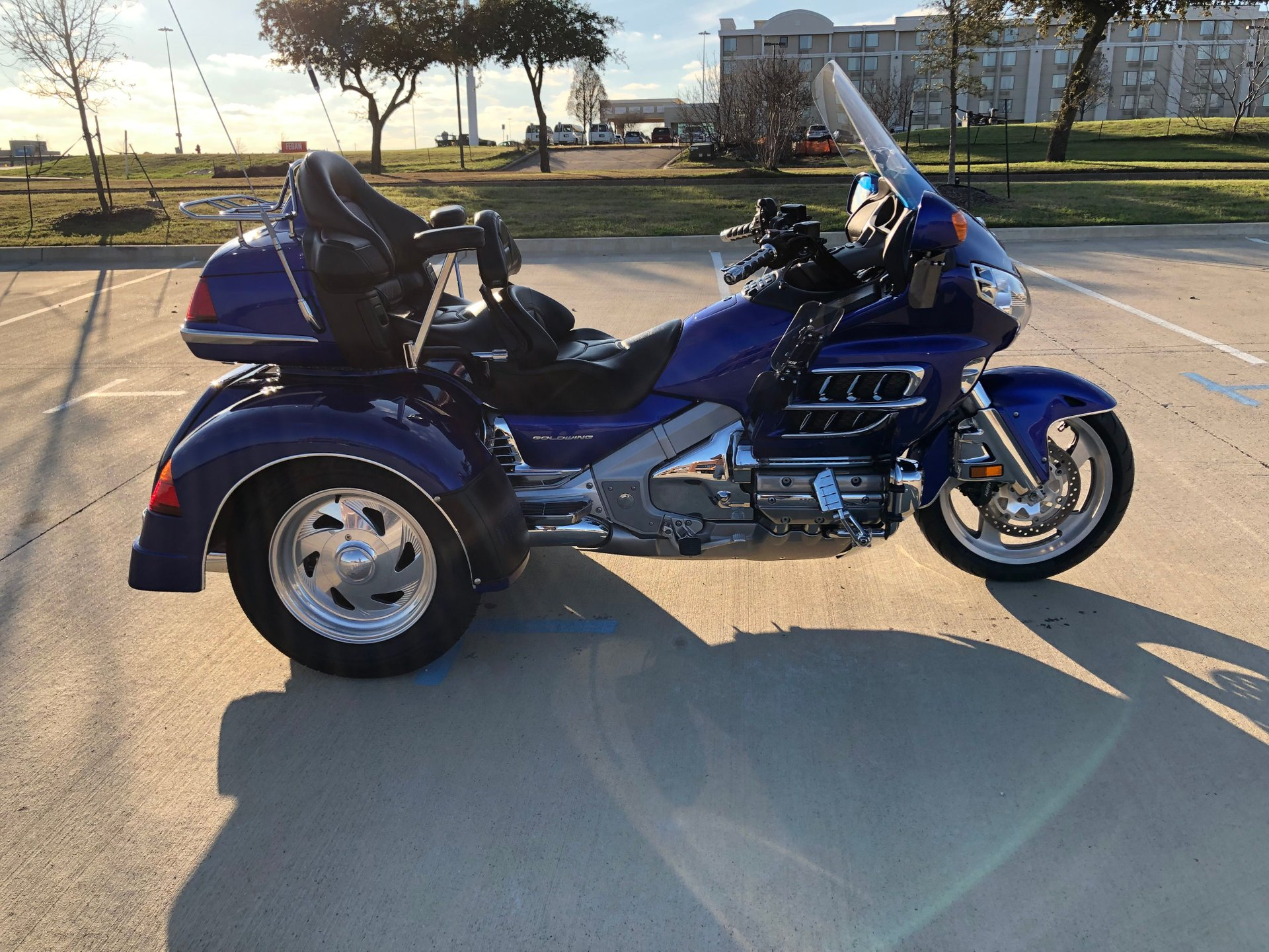 For Sale 2005 Honda Gold Wing Trike