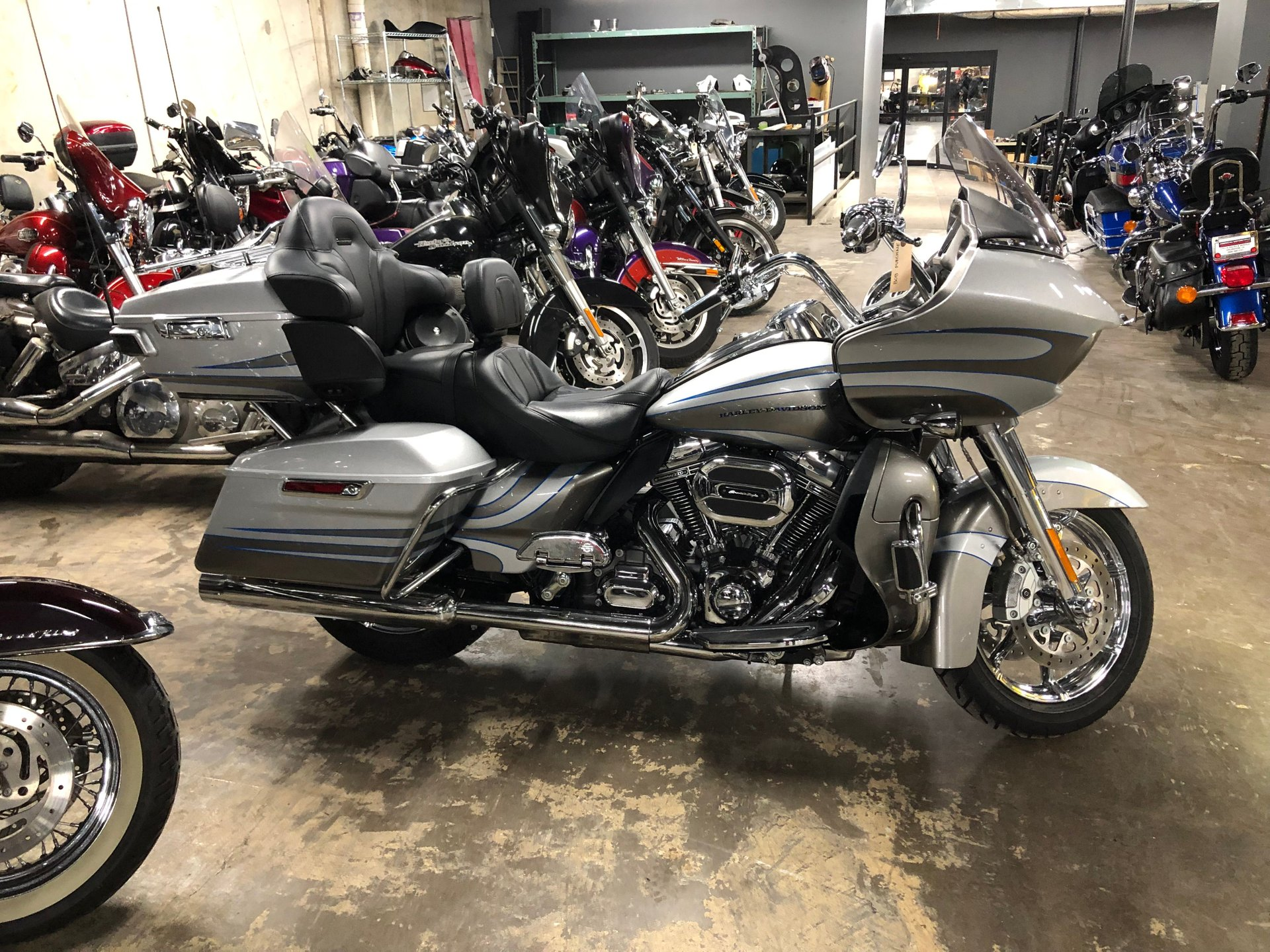 For Sale 2016 Harley-Davidson CVO Road Glide