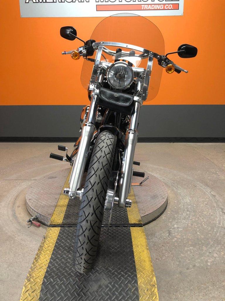 2011 Harley-Davidson Dyna Wide Glide