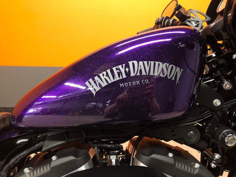 2014 Harley-Davidson Sportster 883