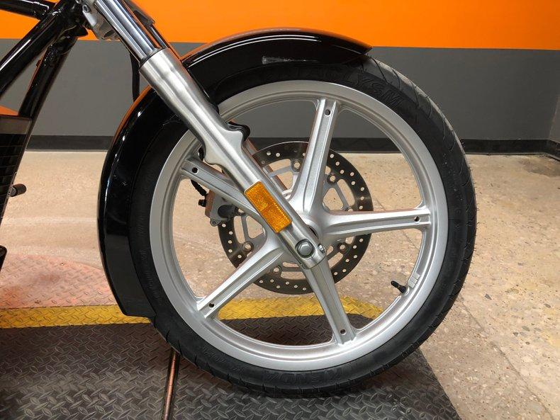 2010 Honda Sabre