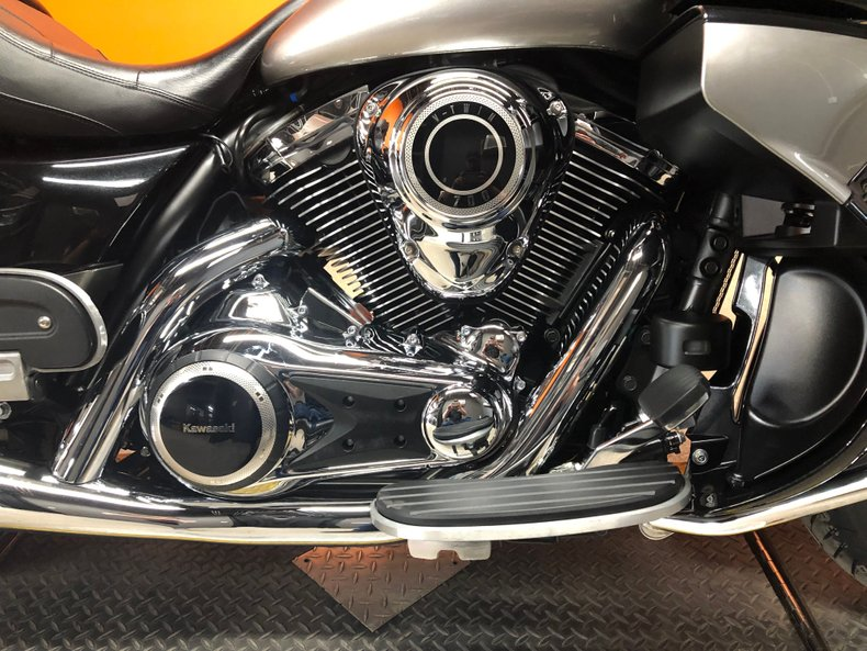 2016 Kawasaki Voyager
