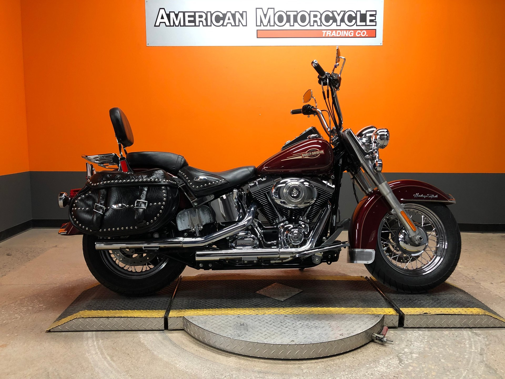 For Sale 2008 Harley-Davidson Softail Heritage Classic