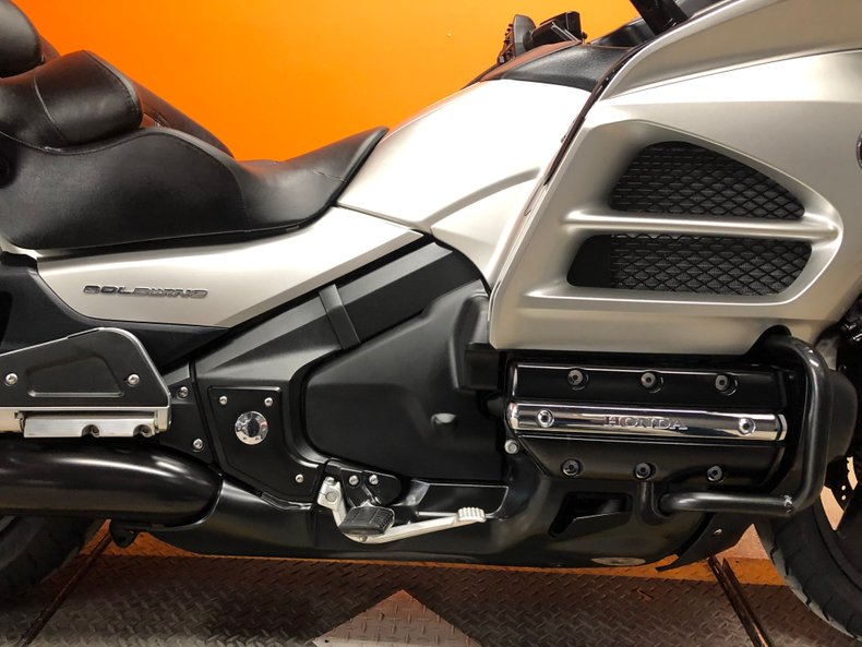 2016 Honda Gold Wing