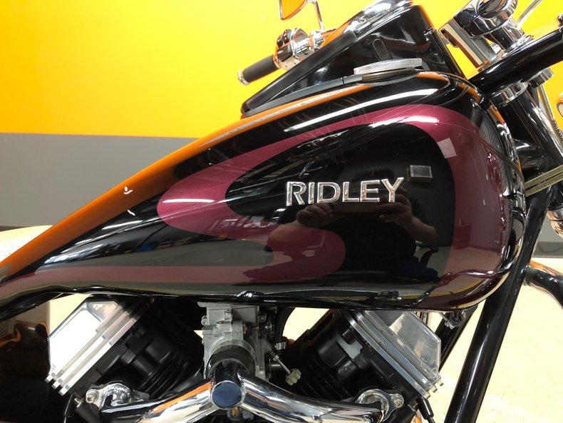 2009 RIDLEY AUTO-GLIDE