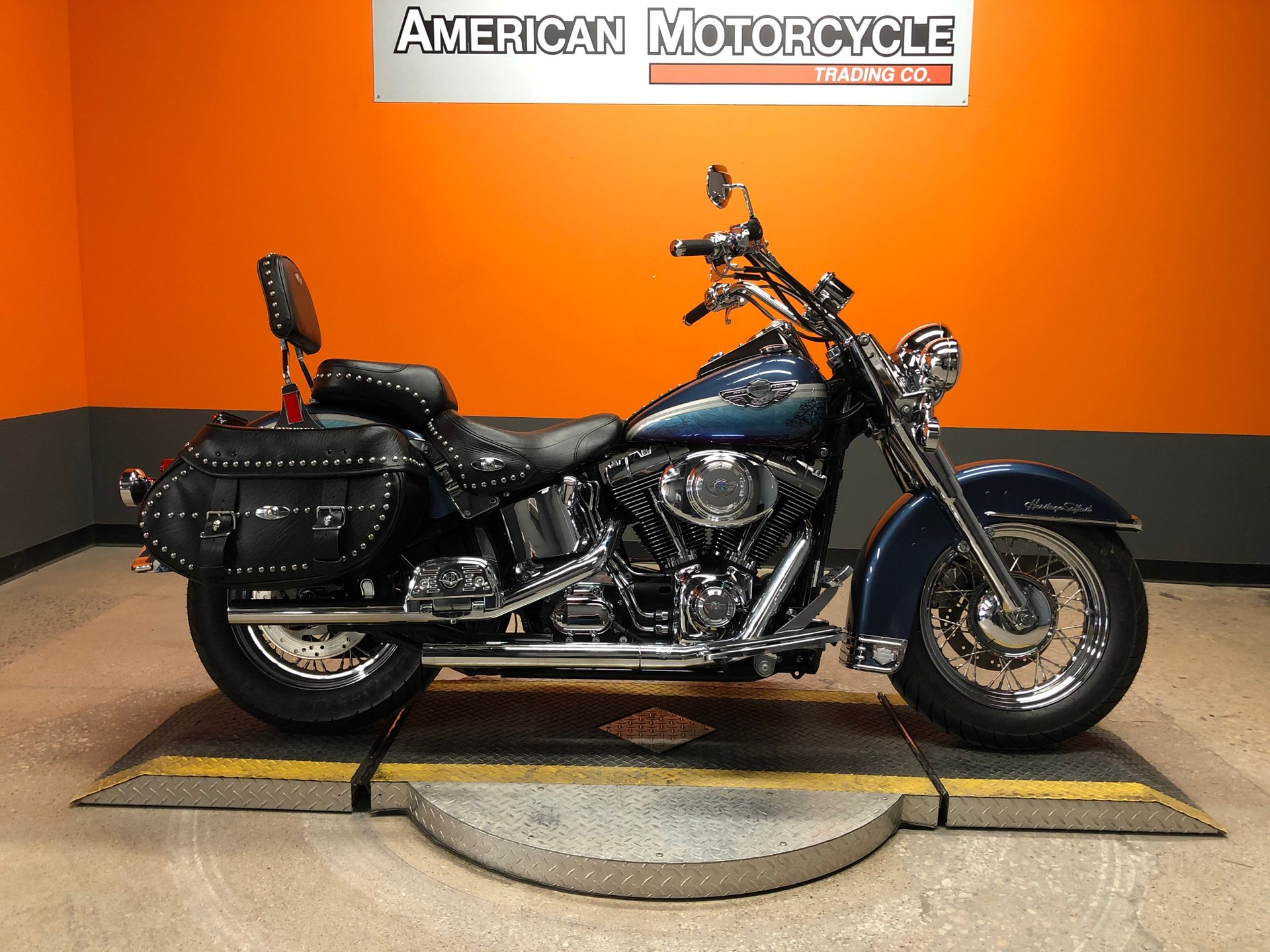 For Sale 2003 Harley-Davidson Softail Heritage Classic
