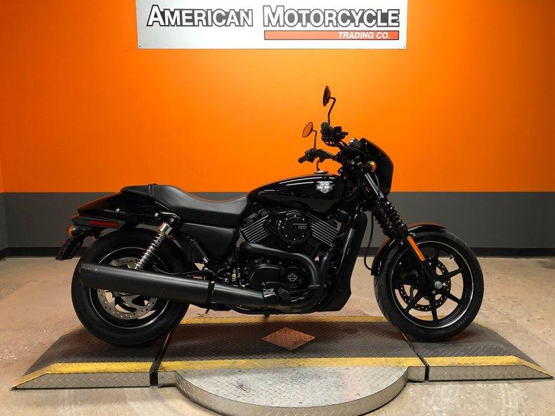 2016 Harley-Davidson Street 750