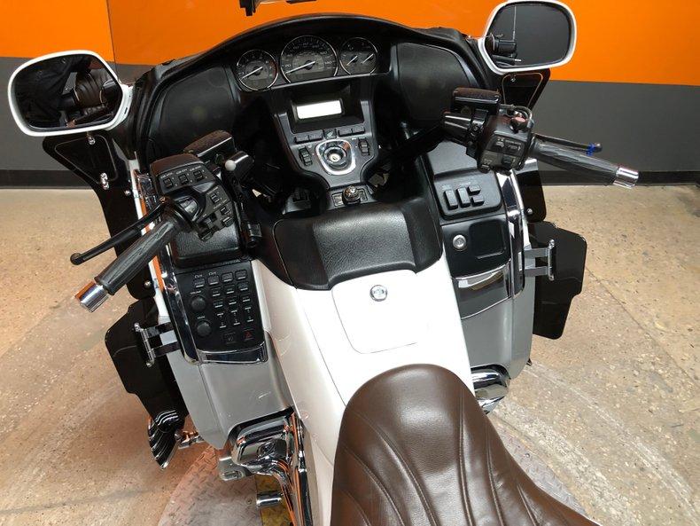 2012 Honda Gold Wing
