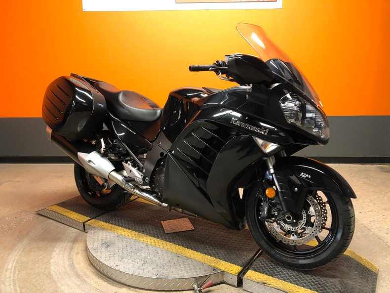 2013 Kawasaki Concours