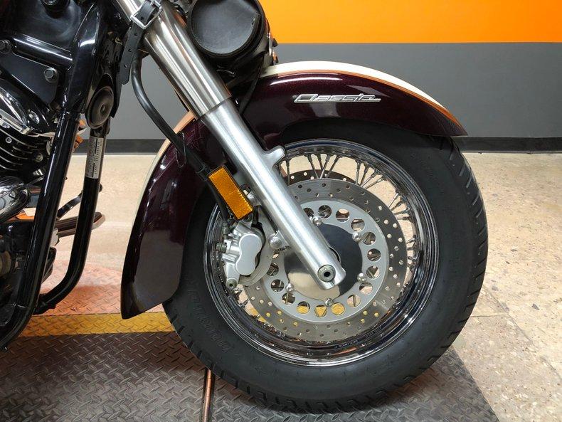 2000 Yamaha V-Star