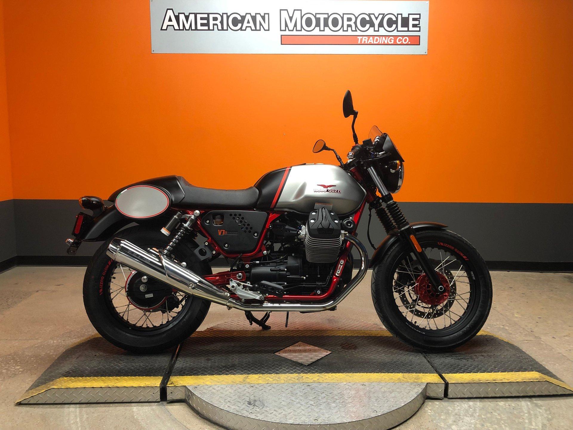 2016 moto guzzi v7 ii racer abs
